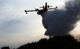 Le feu de forêt qui s'était déclaré à quelques kilomètres de Narbonne  a été maîtrisé. (illustration)
