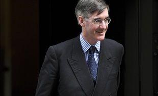 Le parlementaire Jacob Rees-Mogg à Londres le 4 septembre 2019.