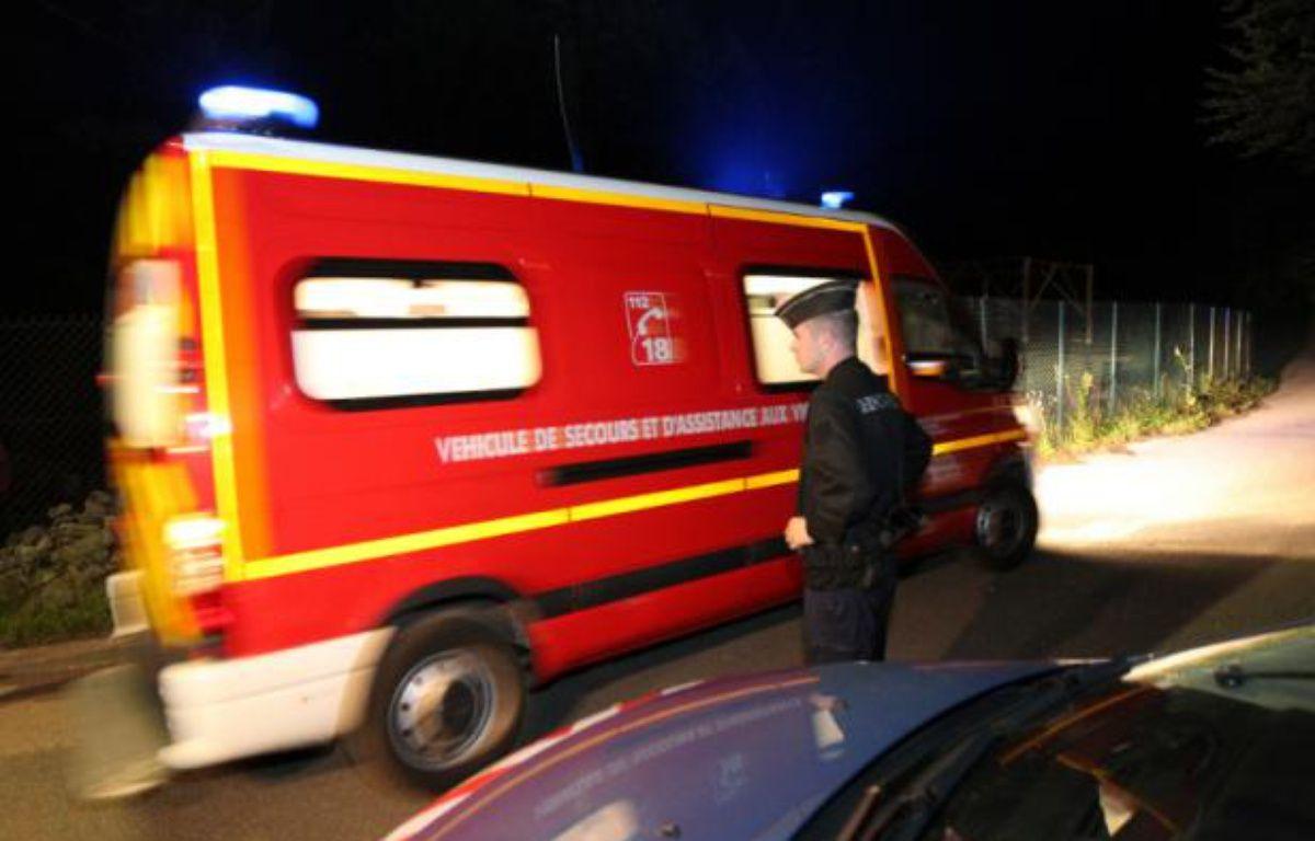 La police scientifique a retrouvé une fillette de 4 ans, sauve, dans la nuit du 5 au 6 septembre près de Chevaline, sur les hauteurs du Lac d'Annecy.  – C.VILLEMAIN/20MINUTES