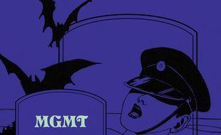Le groupe New-Yorkais MGMT revient avec un nouvel album début 2018.