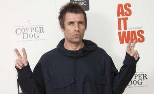 Le chanteur britannique Liam Gallagher candidat au poste de Premier ministre (Archives)