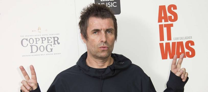 Le chanteur britannique Liam Gallagher candidat au poste de Premier ministre (Archives)