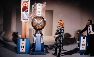 Le Loto en 1977 à la télévision française (Archives).