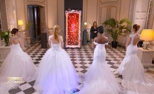 «Les plus belles mariées» débarquent sur TF1 ce lundi.