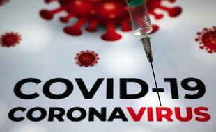 Illustration du coronavirus.