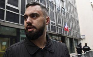 Eric Drouet est sorti de garde à vue ce jeudi 3 janvier 2019.