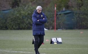 Vahid Halilhodzic devrait quitter le FC Nantes avant le début de la saison.