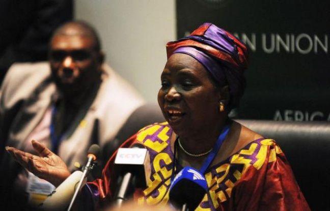 La Sud-Africaine Nkosazana Dlamini-Zuma a été élue dimanche présidente de la Commission de l'Union africaine, l'organe-clé de l'institution continentale, lors d'un sommet à Addis Abeba, a indiqué un responsable de l'organisation.