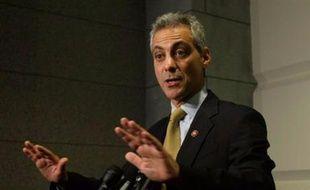 Le représentant de l'Illinois au Congrès, Rahm Emanuel, un proche de Barack Obama, a accepté de devenir son secrétaire général à la Maison Blanche.