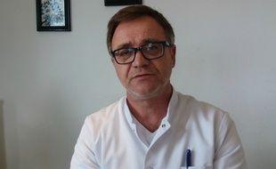 Denis Mullor est médecin dans le 14e arrondissement de Marseille.
