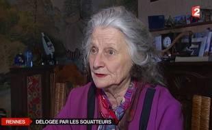 Maryvonne Thamin sur France 2