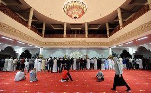 Dans une mosquée de Nantes, le 28 juin 2014