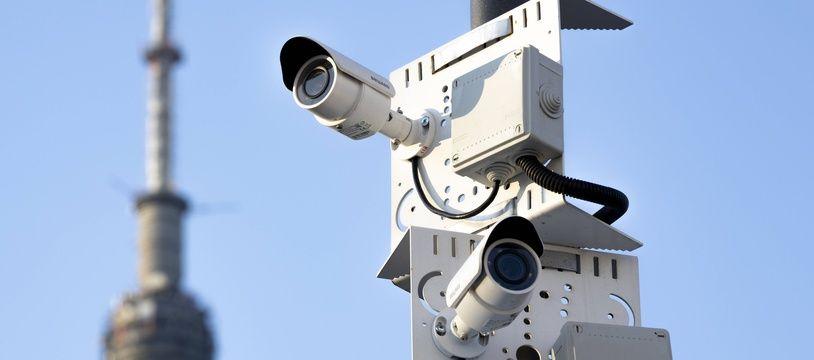 Des caméras de vidéosurveillance (illustration).