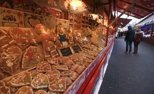 Strasbourg: Ce qu'il faut savoir sur le marché de Noël (Archives)