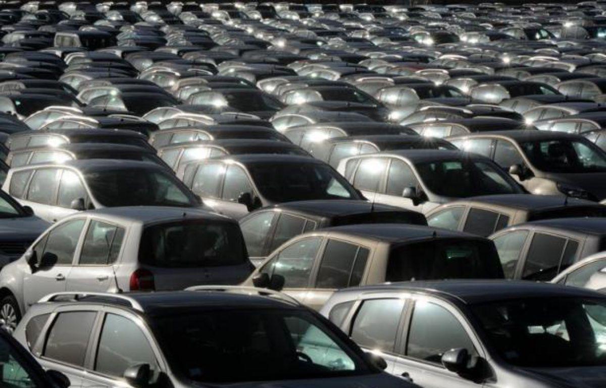 2012 a été une année noire pour le marché automobile français, avec un effondrement des ventes de voitures neuves qui pèse surtout sur les constructeurs français et 2013 ne s'annonce guère meilleure, a averti mercredi le Comité des constructeurs français d'automobiles (CCFA). – Eric Cabanis afp.com