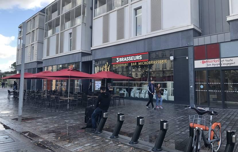 Nantes : Nouvelle brasserie, enseignes à venir… Le Carré Feydeau va-t-il (enfin) tourner rond ?