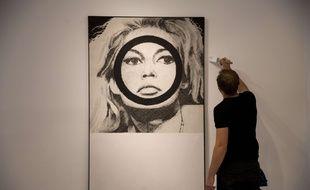 Brigitte Bardot inspire les artistes, illustration.