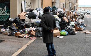La métropole de Lyon lance un appel à projets de réduction des déchets (Illustration) -NICOLAS TUCAT / AFP)
