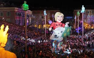 Le Carnaval de Nice 2016