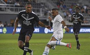 Payet a marqué deux buts contre Bordeaux.