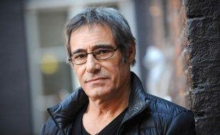 L'acteur Gérard Lanvin, le 12 décembre 2012 à Lille.