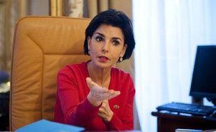 La maire UMP du 7e arrondissement de Paris, Rachida Dati, le 14 mars 2012.