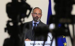 Edouard Philippe, Premier ministre de la France