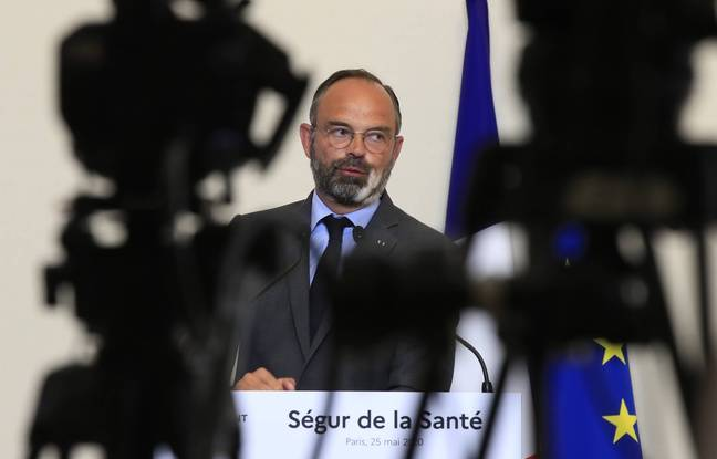 «Ségur de la santé»: Edouard Philippe confirme un «investissement massif» pour soutenir les hôpitaux