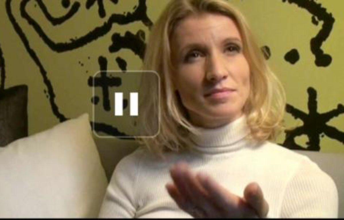 Alexandra Lamy en vidéo – 20minutes.fr
