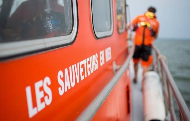 Morbihan: Le corps d'un pêcheur porté disparu retrouvé au large