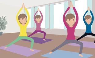 folie yoga