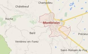 Montbrison, dans la Loire.