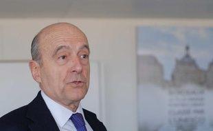 Alain Juppé, le 17 janvier 2013 à Bordeaux.