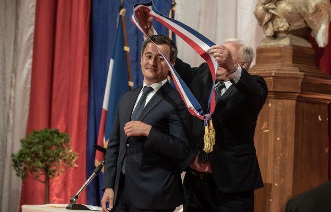 Tourcoing: Gérald Darmanin démissionnera le 14juillet de son mandat de maire