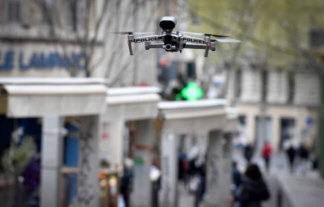 La Cnil épingle l'usage de drones avec caméras par les forces de l'ordre
