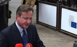 Le Premier ministre David Cameron doit détailler mercredi devant les parlementaires britanniques le projet d'accord destiné à éviter une sortie du Royaume-Uni de l'UE.