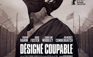 Affiche du film Désigné coupable