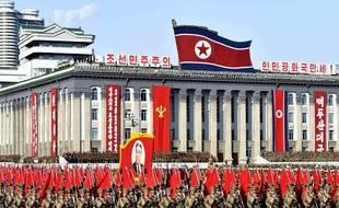 La Corée du Nord fête les 70 ans de son parti unique