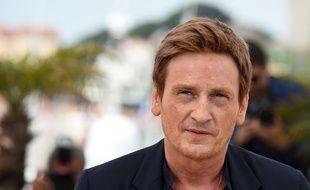 Benoît Magimel, le 13 mais 2015, à Cannes.