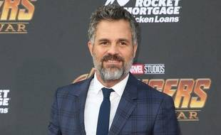 L'acteur Mark Ruffalo