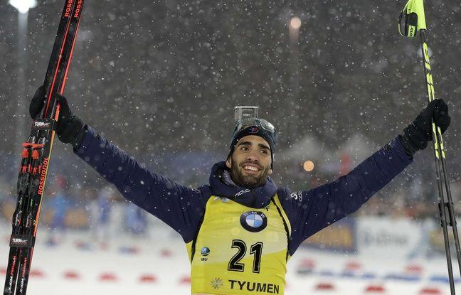 VIDEO. Coupe du monde de biathlon: Les chiffres fous derrière le 7e titre de Martin Fourcade