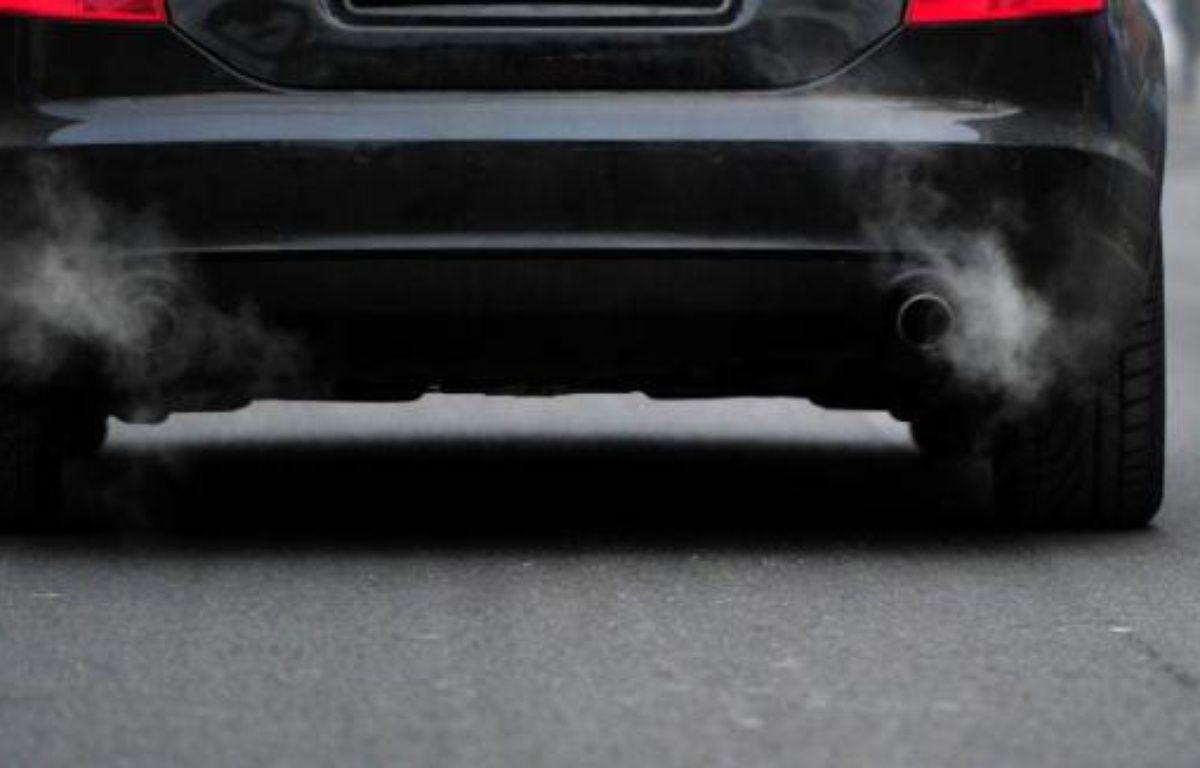 """Un épisode de forte pollution aux particules touchait mercredi plusieurs régions françaises, dont l'Ile-de-France et une grande partie du Sud-Est, avec """"un accroissement important des concentrations"""" et une généralisation prévue sur le territoire. – Johannes Eisele AFP"""