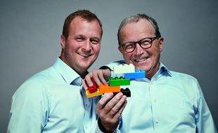 Thomas Kirk Kristiansen, l'arrière petit-fils du fondateur de Lego, et son père Kjeld, 68 ans, vont échanger leurs rôles au sein conseil d'administration. Le fils deviendra vice-président et le père assurera les fonctions d'administrateur.
