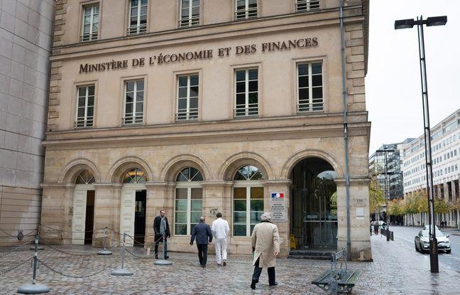 648x415 le ministere de l economie et des finances a paris illustration