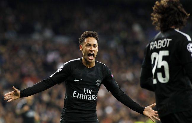 Mercato PSG: La presse espagnole assure que le Real Madrid serait en pole pour recruter Neymar