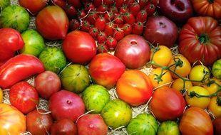 Les fruits et légumes européens doivent respecter les limites européennes de résidus de pesticides.