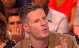 Mathieu Delormeau a évoqué l'homophobie dont il est victime sur le plateau de TPMP.