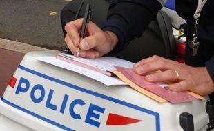 Le jeune Villeurbannais a été intercepté en grand excès de vitesse , dimanche, au niveau de Saint-Quentin-Fallavier.