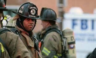 Des pompiers américains. (archives)
