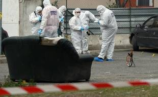 Le corps a été retrouvé vendredi matin, dans le 13e arrondissement de Marseille...